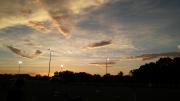alabama setting sun