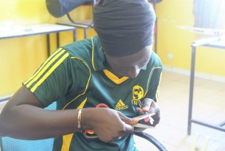 Antah fletching Senegal