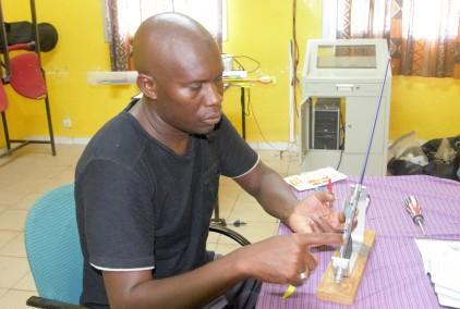 fletching Senegal