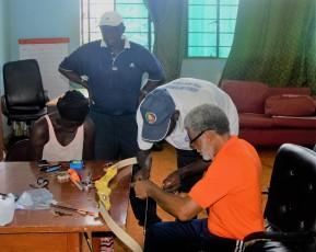 repairing a server Senegal