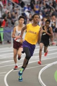 Ryan running track